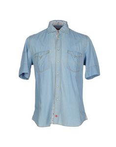 Джинсовая рубашка Reddie