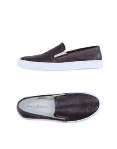 Низкие кеды и кроссовки Franco Fedele
