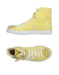Высокие кеды и кроссовки Elisabetta Franchi