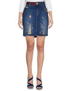 Джинсовая юбка Desigual