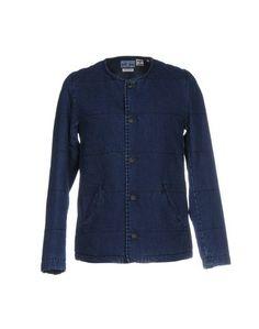 Джинсовая верхняя одежда Blue Blue Japan