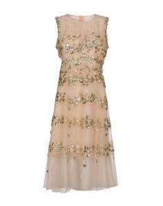 Платье длиной 3/4 Oscar de la Renta
