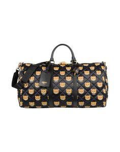Дорожная сумка Moschino Couture