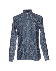 Джинсовая рубашка Jack & Jones Vintage