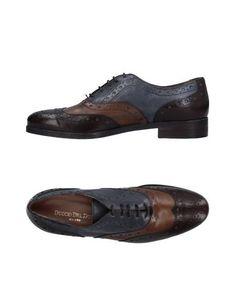 Обувь на шнурках Duccio DEL Duca