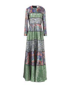 Длинное платье Maison Rabih Kayrouz