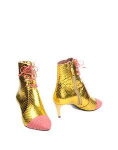Полусапоги и высокие ботинки Bally