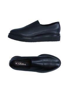 Низкие кеды и кроссовки Fratelli Karida