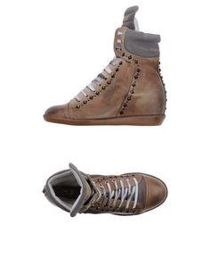 Высокие кеды и кроссовки Lamour
