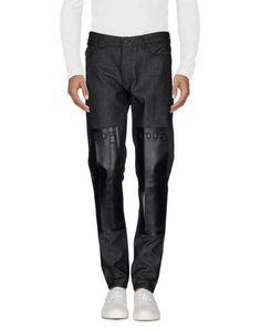 Джинсовые брюки KTZ