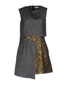 Короткое платье Viktor & Rolf