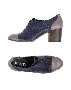 Обувь на шнурках KAT Collection