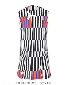 Короткое платье Arthur Arbesser x Yoox