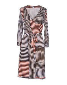 Платье до колена Diane von Furstenberg