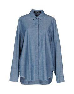 Джинсовая рубашка Proenza Schouler