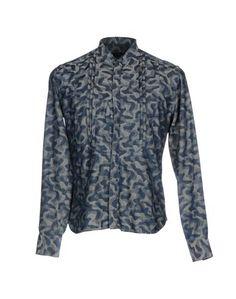 Джинсовая рубашка Tonello