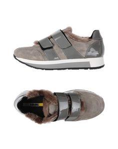 Низкие кеды и кроссовки Manas