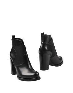 Полусапоги и высокие ботинки Victoria Wood
