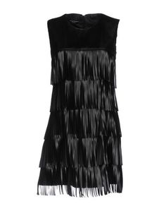 Короткое платье Street Leathers
