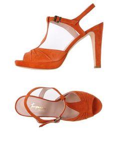 Сандалии Tangerine