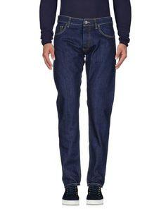 Джинсовые брюки Plus +