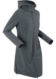 Куртка-стретч софтшелл (антрацитовый) Bonprix