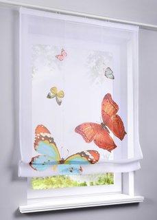 Римская штора Марлене, Шина с лентой велкро (различные расцветки) Bonprix