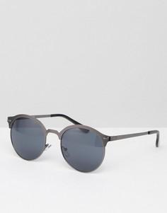 Круглые солнцезащитные очки AJ Morgan - Серый