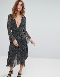 Платье миди Bec & Bridge Stargazer - Мульти