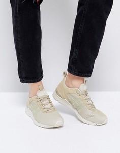 Бежевые кроссовки для бега Asics Gel-Lyte - Бежевый
