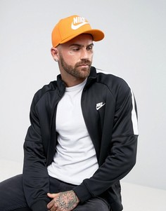 Оранжевая бейсболка Nike Futura True 584169-856 - Оранжевый