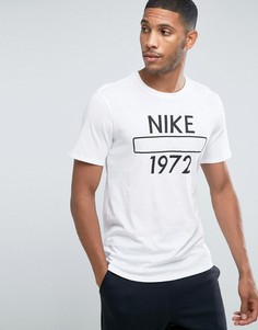Белая футболка Nike Athletic Department 847612-100 - Белый