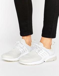 Эластичные кроссовки-премиум Nike Presto - Кремовый