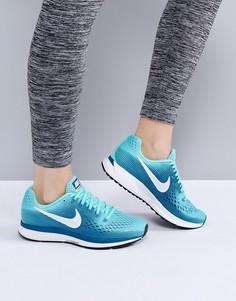 Кроссовки Nike Running Air Zoom Pegasus 34 - Мульти