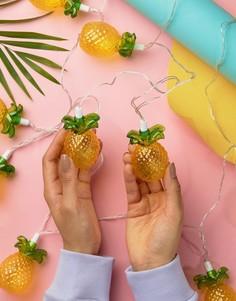 Светильники в виде ананасов Sunnylife - Мульти