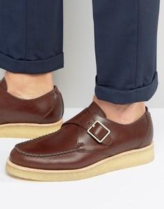 Туфли с пряжками Clarks Original - Черный