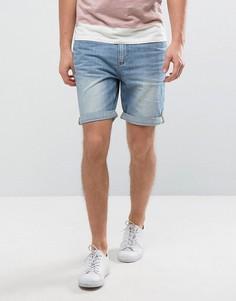 Джинсовые шорты Kiomi - Синий