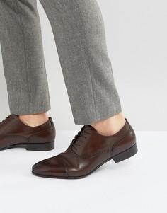 Оксфорды со вставкой на носке ALDO Saylian - Красный