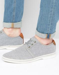 Туфли из шамбре ALDO Adrauni - Серый