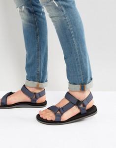 Парусиновые сандалии с ремешком Call It Spring Asoedien - Синий