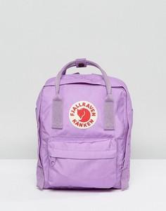 Маленький рюкзак Fjallraven - Фиолетовый