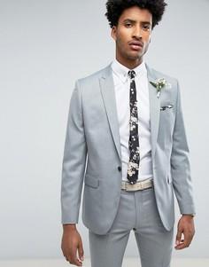 Приталенный пиджак Farah Wedding - Зеленый