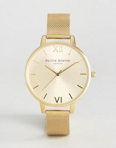 Золотистые часы Olivia Burton - Золотой