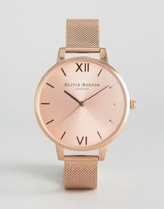 Часы цвета розового золота Olivia Burton - Золотой