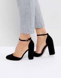 Туфли на каблуке ASOS PRIYA - Черный