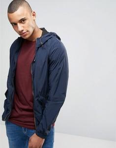 Легкая куртка с капюшоном Jack & Jones Vintage - Темно-синий