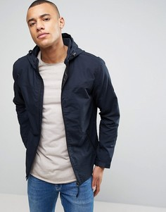Легкая куртка с капюшоном Jack & Jones Core - Темно-синий