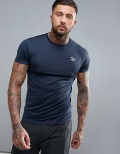 Спортивная футболка Jack & Jones Tech - Темно-синий