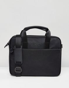 Черная сумка для документов Ted Baker - Черный