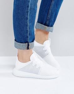 Белые кроссовки adidas Originals Tubular Viral - Белый